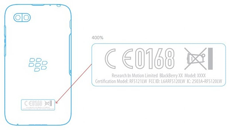 BlackBerry Q5 stops by the FCC with AT&T-friendly 3G