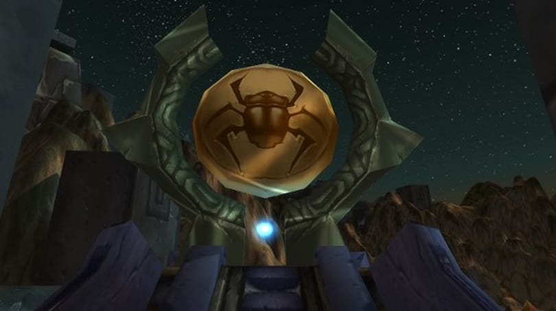 WoW Archivist: Scepter of the Shifting Sands