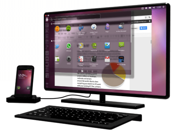 Ubuntu's full desktop OS coming to multi-core Android devices (update: video)