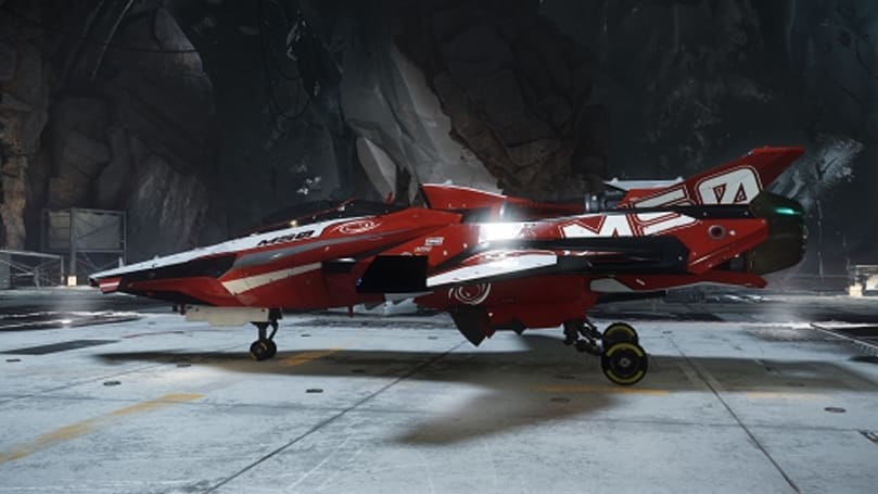 Star Citizen's latest ship is ready for the races
