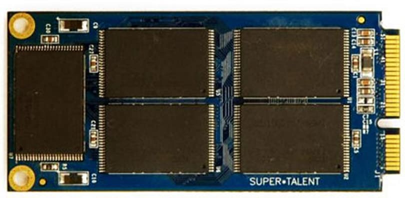 Super Talent caters to Eee PC with new 16/32/64GB SSDs
