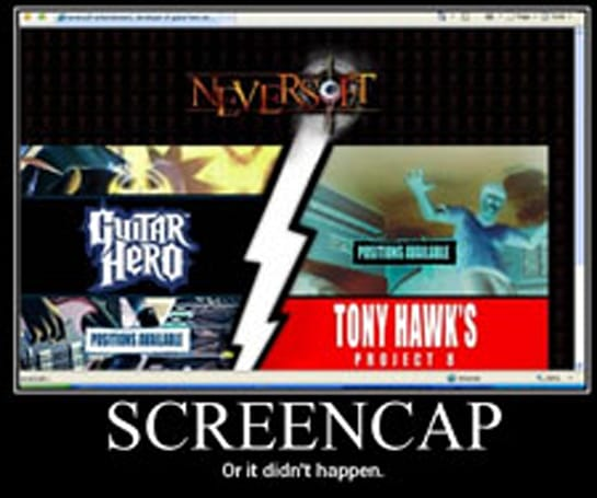 Neversoft to develop Guitar Hero sequel