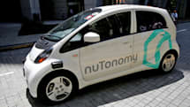 Singapore's self-driving taxi service has its first accident