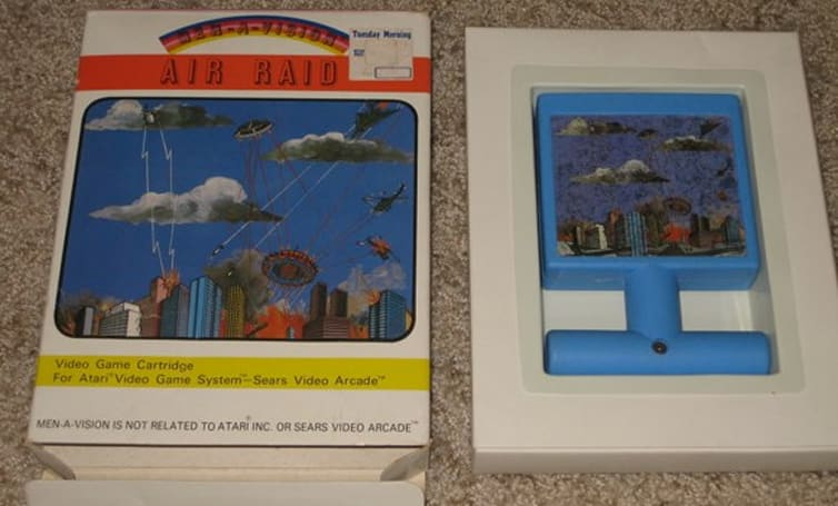 Auctioned Atari game may be rarer than Stadium Events