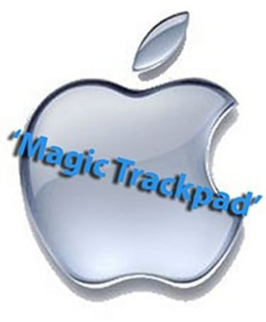 Apple files for 'Magic Trackpad' trademark