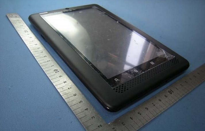 Viewsonic ViewBook 730 7-inch Android tablet hits the FCC, gets the full teardown treatment