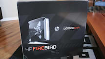 HP Firebird 802 unboxing and hands-on
