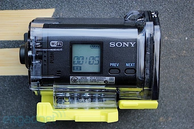 Sony Action Cam review: a good rugged camera with a few software wrinkles