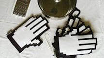 'Clicking' cursor oven mitts let you mouseover baked ziti