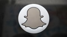 Snapchat is developing scannable ads