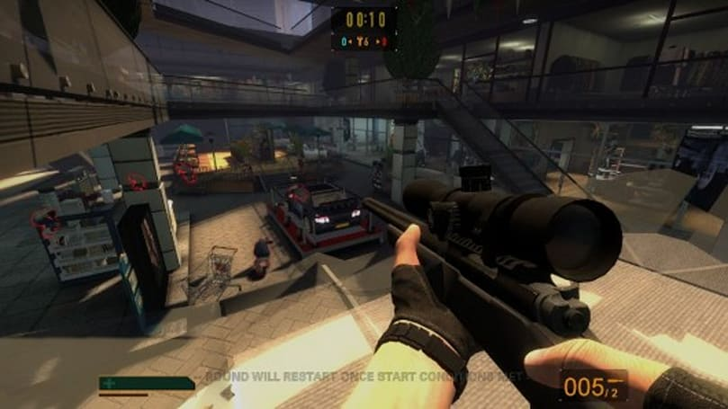 Counter-Strike co-creator debuting Tactical Intervention next month
