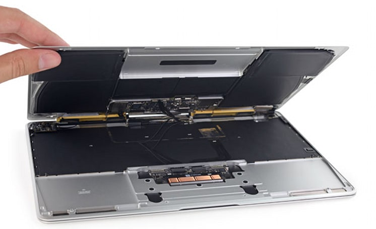 Apple's extra-slim MacBook is near impossible to fix yourself