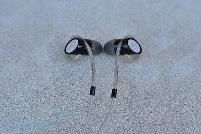 Bowers & Wilkins C5 in-ear headset review