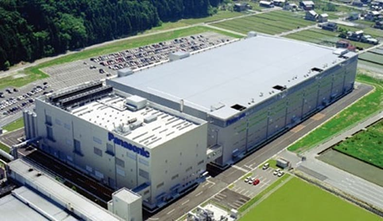 Panasonic begins production of world's first 45nm circuits