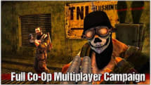 2013: Infected Wars to be a cooperative game for iOS