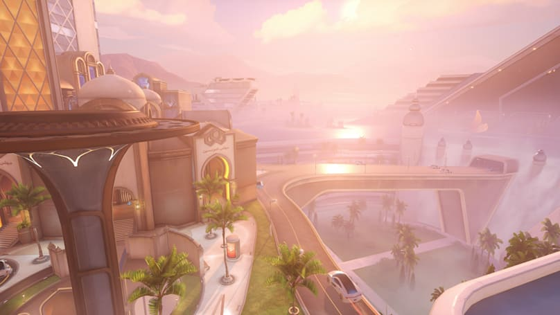 New 'Overwatch' map lets you play in traffic