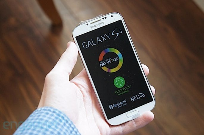 Engadget Giveaway: win an Octa-core Samsung Galaxy S 4, courtesy of SellCell.com!