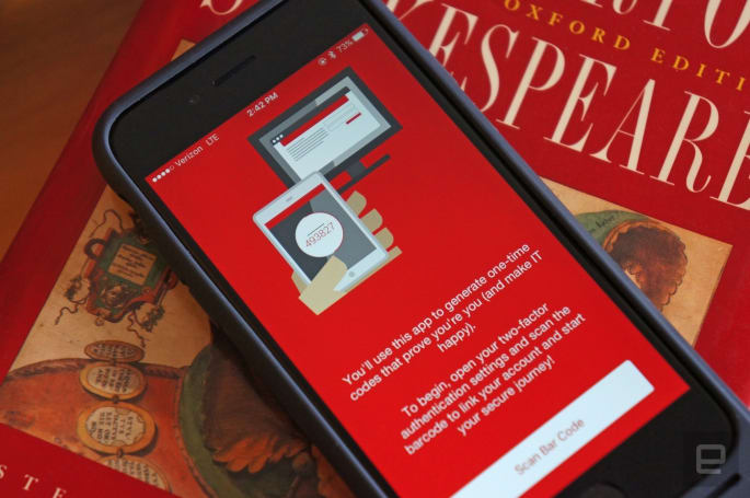 LastPass app takes the pain out of two-factor sign-ins