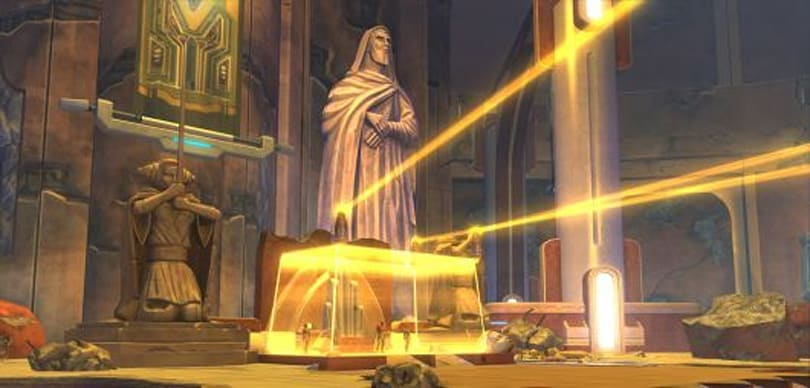 Achievements to be included in Star Wars: The Old Republic at launch