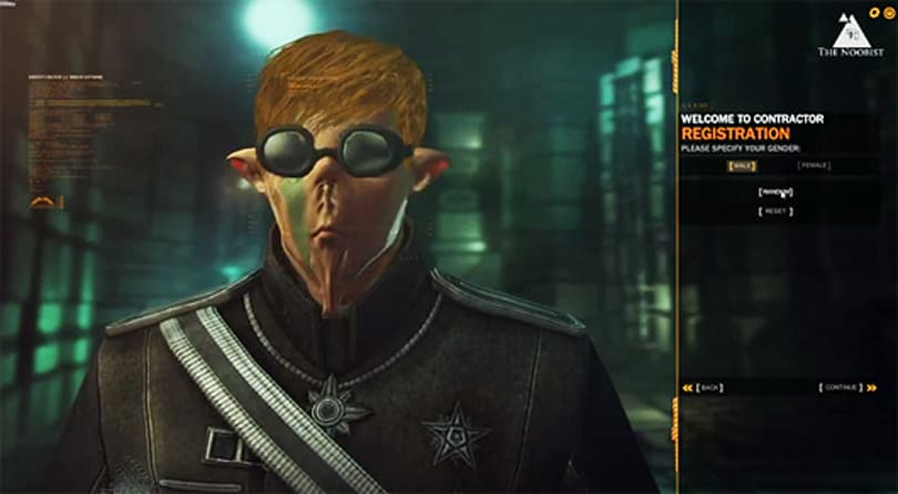 Experience Entropy's character creator with new video