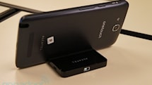Alcatel OneTouch intros prototype pico projector docking port (hands-on)