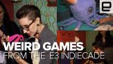 Weird games from the E3 IndieCade
