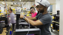 Despite recent challenges, Makerbot opens new factory in NYC