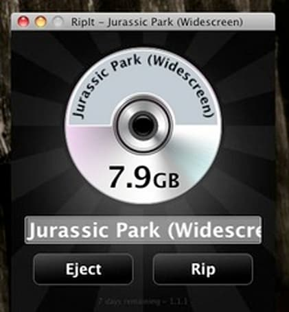 RipIt yanks your DVDs right off the disc