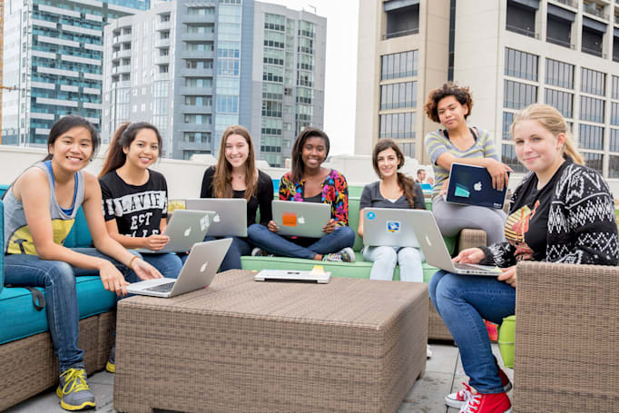 The Female Governors' Summit aims to get more girls into tech