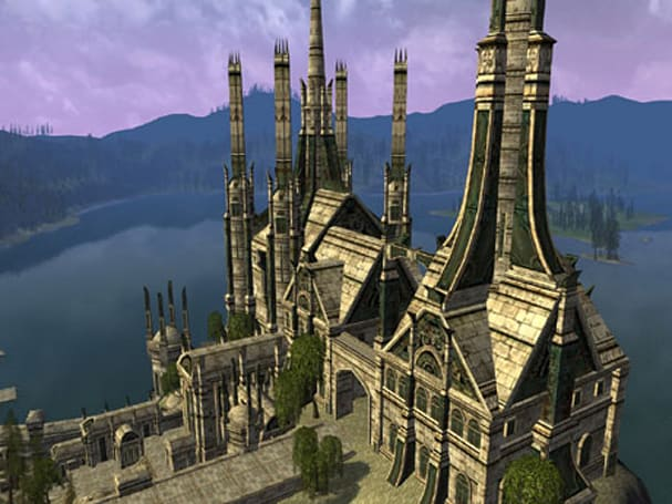 LotRO updates and takes a trip to shores of Evendim