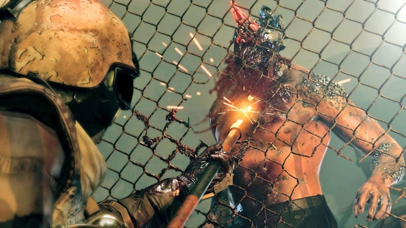 Konami strikes out on its own for 'Metal Gear Survive'