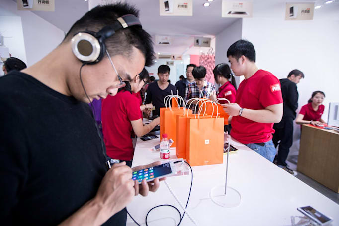 Xiaomi hopes to open 1,000 stores by 2020