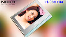 Noiko H-988 PMP is light with details, detailed with lights