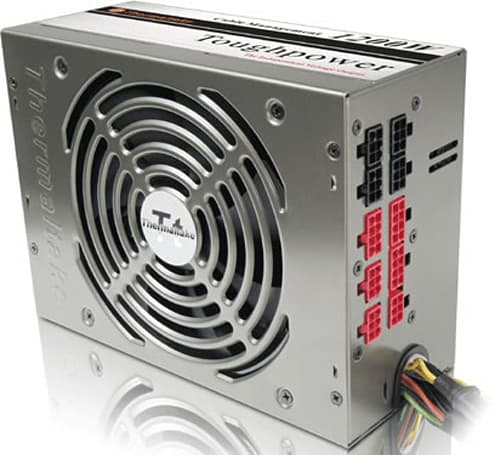 Thermaltake kicks out Quad GPU-ready power supplies