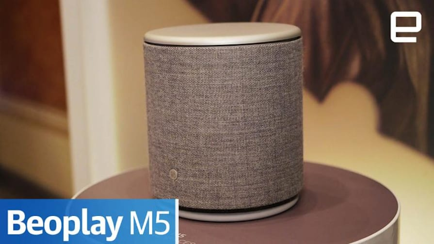 B&O Play Beoplay M5: Hands-on