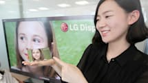 LG Display debuts five-inch Retina Display killer with 1080p HD resolution and 440ppi pixel density