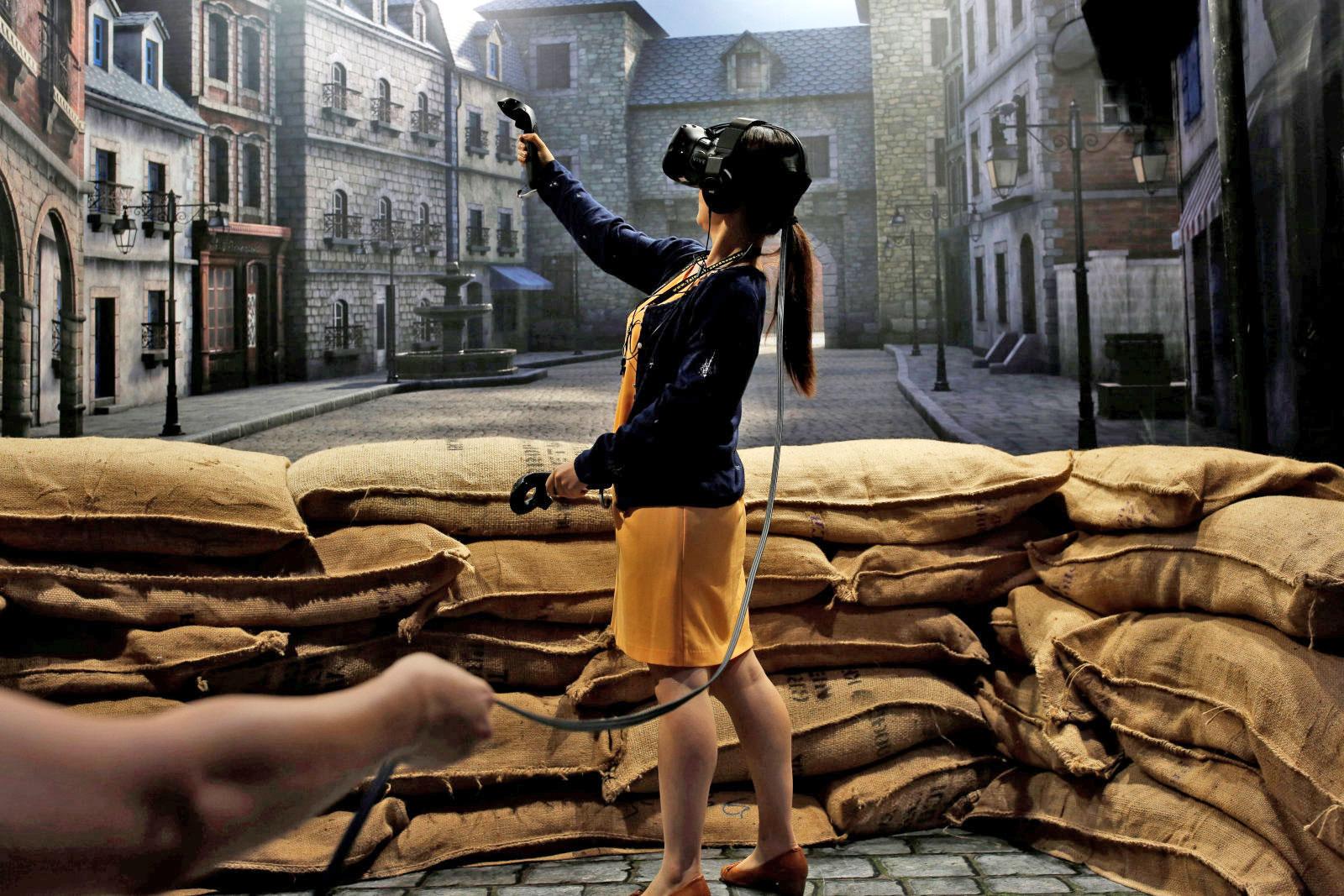 Immagine Il futuro del gaming é nel VR?