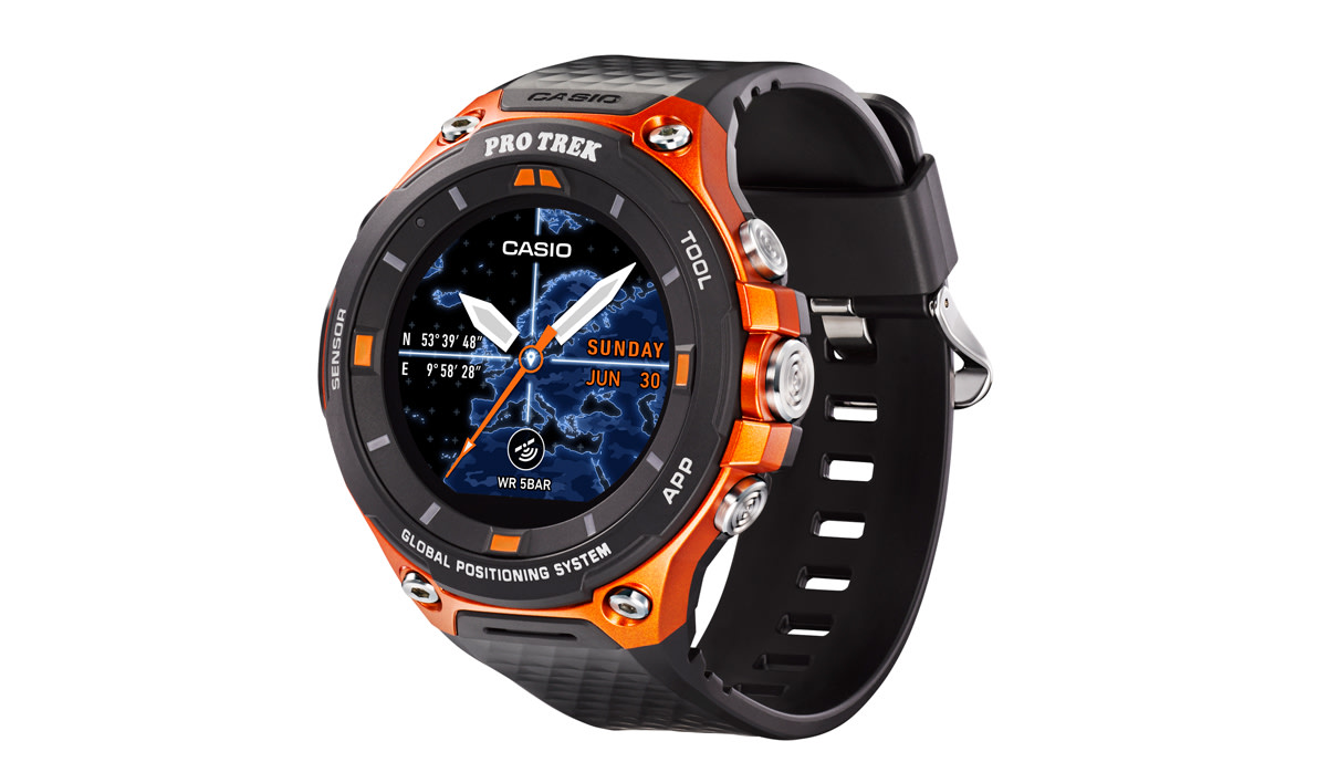 Smartwatch Casio WSD-F20
