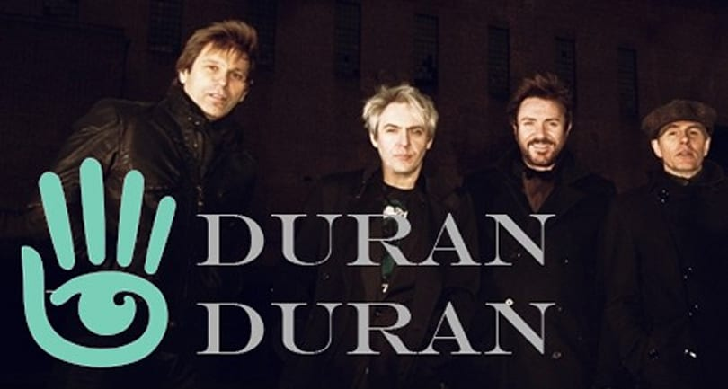 Duran Duran and Second Life, isn't that bizarre?