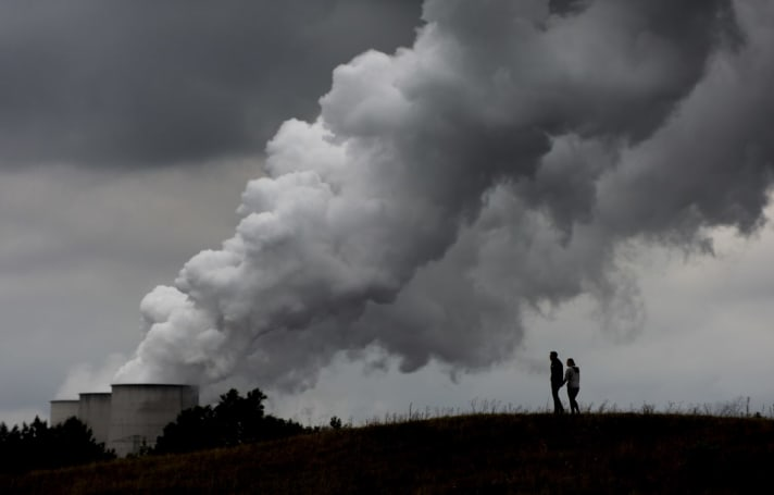 Earth's CO2 levels have permanently crossed the 400ppm threshold