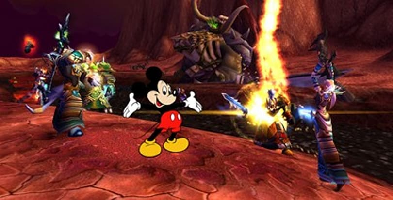 Mickey goes online as Disney invests in Virtual Worlds