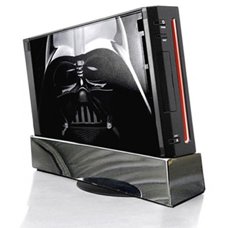 eBayer wants $15000 for Darth Vader Wii