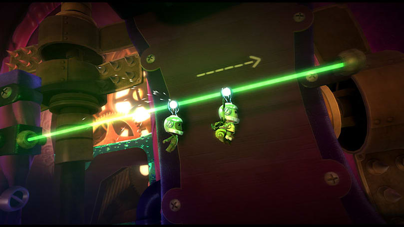 Playdate: We're livestreaming 'LittleBigPlanet 3' on PS4! (update: game over!)