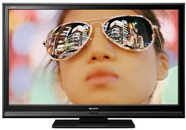 Sharp adds Freeview-tuning AQUOS LC-46D65E to UK range