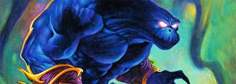 Hearthstone card preview: Void Terror