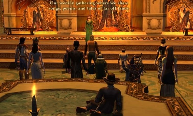 The Road to Mordor: Kicking back with Ales & Tales