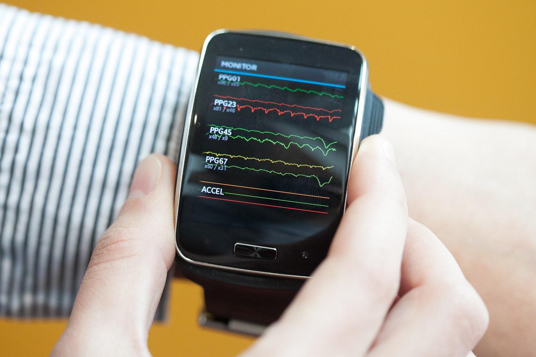 MIT demos smartwatch app that detects emotions