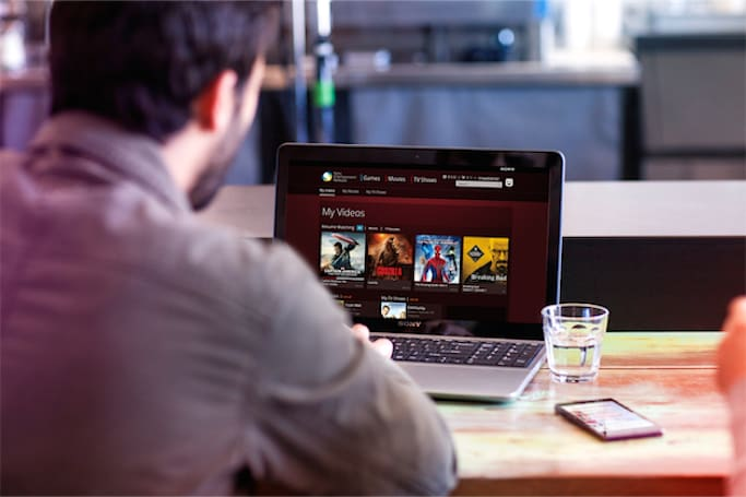 Sony brings Video Unlimited to Mac and PC browsers everywhere