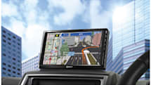 "Sanyo intros the NV-HD880FT ""Gorilla"" GPS navigator"
