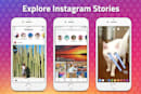 Instagram Stories fights Snapchat by recommending users to follow